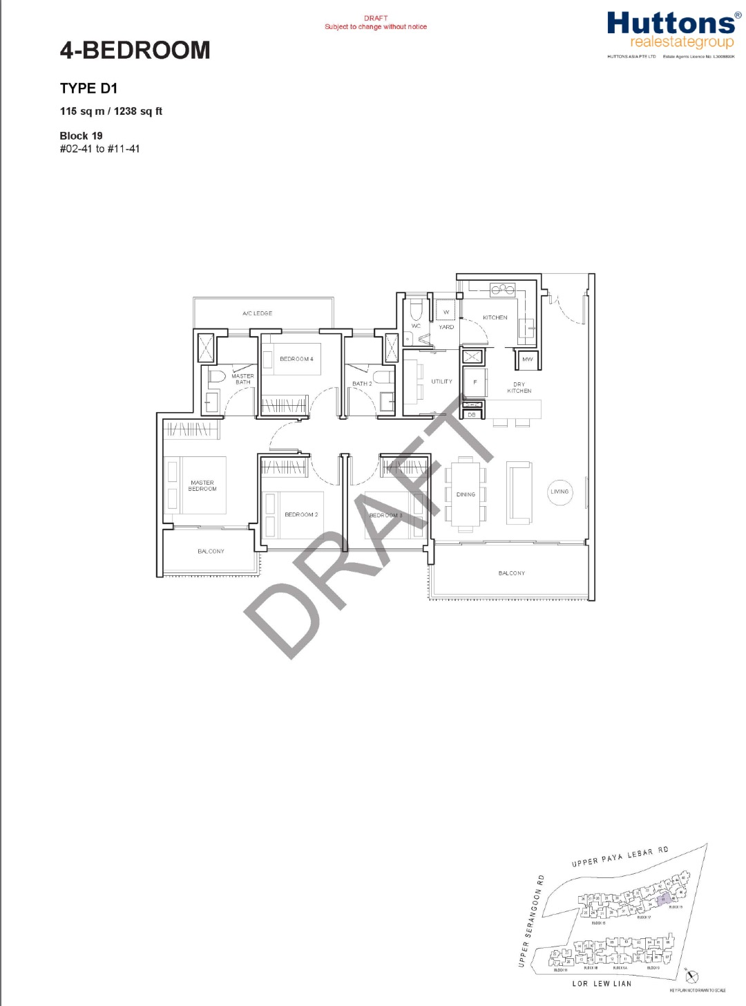 forest woods floor plan