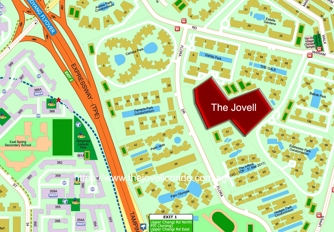 the jovell location