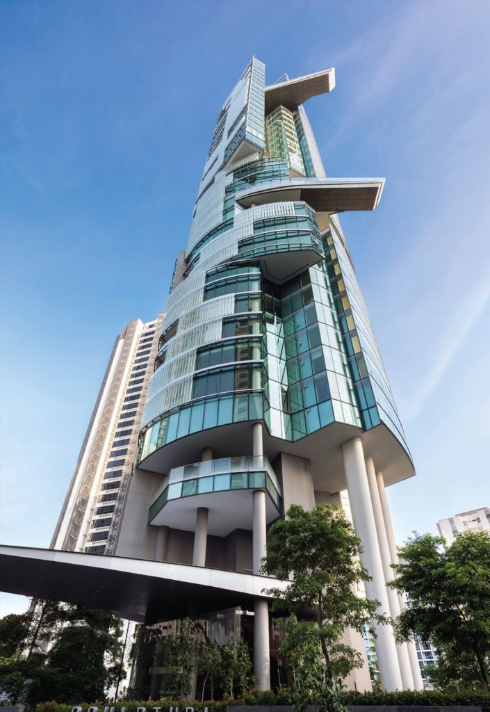 sculptura 705x1024 - The Most Expensive Condominiums in Singapore