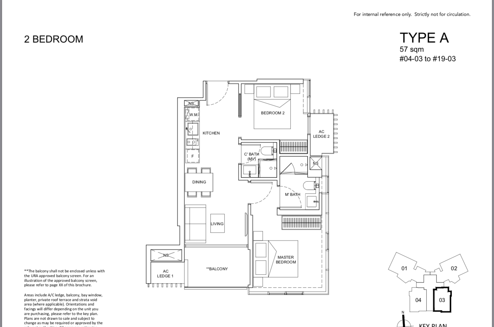 one meyer floor plan