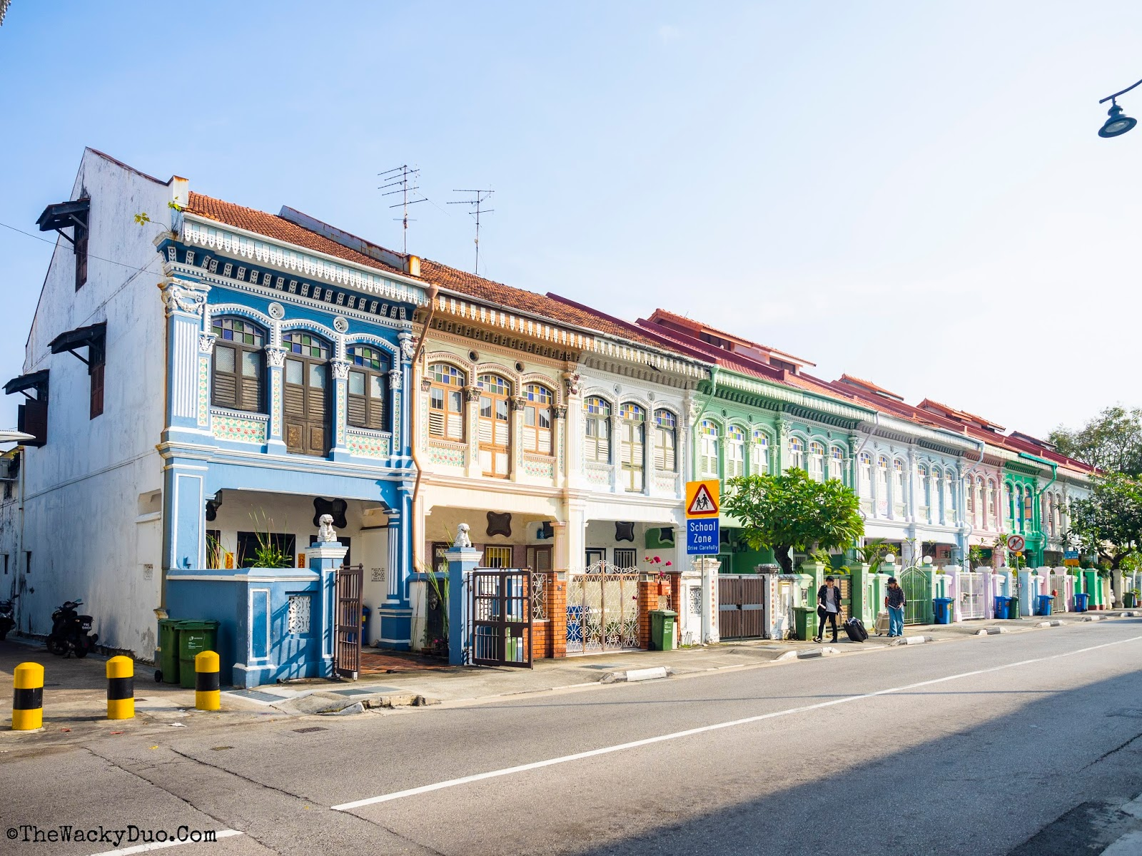 Peranakan Katong 2 3180189 - Properties in District 15 (East Coast/Marine Parade), Why Are They So Popular?