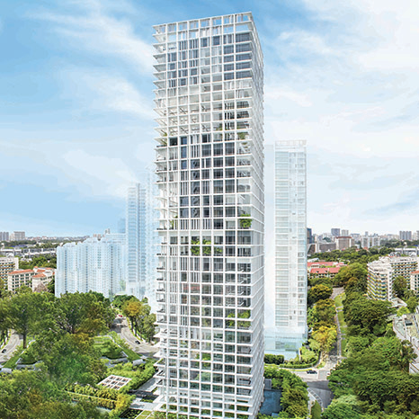 LNAFacade 466cropre - Super Penthouses in Singapore
