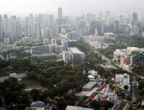Why Are Foreigners Buying Singapore's Properties?