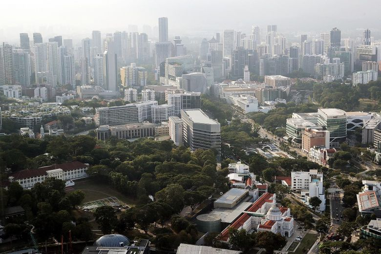 st sg property - Why Are Foreigners Buying Singapore's Properties?