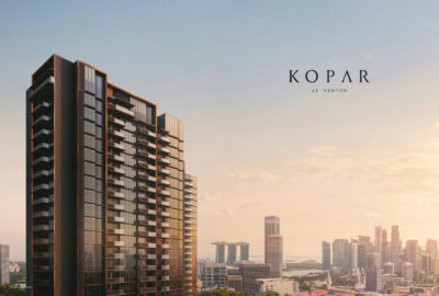 kopar at newton showflat