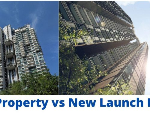 Resale Property vs New Launch Property: Which is better?